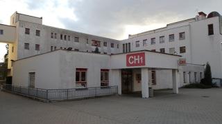 Obr. 13 Pavilon CH1 (SO 08) – magnetická rezonance před zahájením výstavby