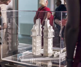 Model z 3D tiskárny PRUSA