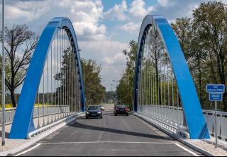 Most po dokončení