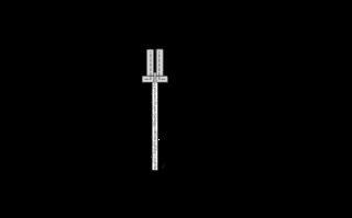 Obr. 04 Řez aplikace kotvení Rockbolt, K 60-27, v terénu
