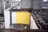 Obr. 02 Časť poškodenia panelového domu v Bratislave po výbuchu plynu