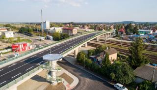 Obr. 01 Most v Lysé nad Labem po rekonstrukci