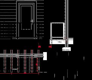Obr. 07 Konstrukční detail řešení dřevěného zábradlí balkonu našel inspiraci u Loosovy jiné realizace – dřevostavby Khuner Haus