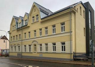 Krajská nemocnice Liberec, budova I, po dokončení