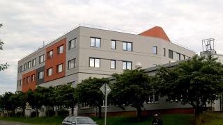 Obr. 06 Finální podoba multifunkční budovy v Praze 8