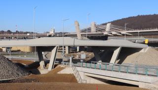 Obr. 12 Mostný objekt 213-00 (stav v roce 2020)