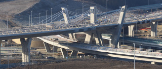 Obr. 07b Pohľad na rozostavaný mostný objekt 201-00 (stav v roce 2020)