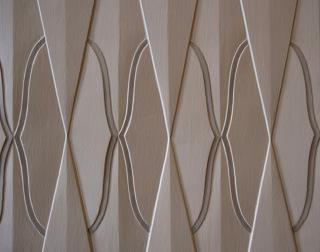 Obr. 16 Detail obnovené malířské výzdoby