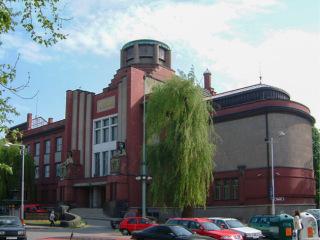 Obr. 05 Budova muzea před obnovou vnějšího pláště (rok 2002)