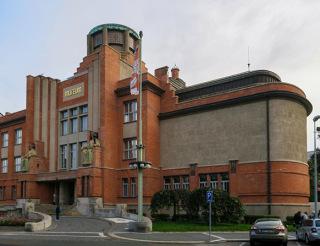 Obr. 08 Budova muzea po dokončení obnovy vnějšího pláště (rok 2019)