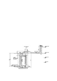 Obr. 05 Schéma mobilní povodňové čerpací stanice
