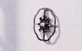 Baumit StarTrack X1 – lepicí kotva, detail