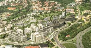 Rezidence Waltrovka (zdroj: Penta Real Estate – Rezidence Waltrovka)