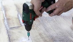 Obr. 4 Fixace nestabilních prvků původní dřevěné podlahy