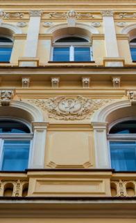 Činžovní dům Praha-Vinohrady