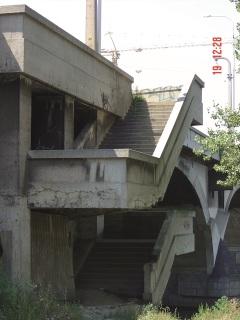 Konstrukce schodišť