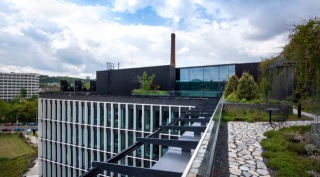Liaporové tvarovky se staly běžnou součástí industriální architektury, především ale v interiéru