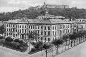 Budova technického učiliště z roku 1860