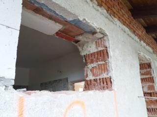 001 Špatně připravený stavební otvor