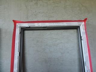 004 Správné provedení nalepení folie v rohu okna