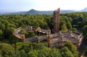 FUNPARK – 3D bludiště s rozhlednou, soutěžící Statutární město Most; Vítěz veřejného hlasování v kategorii Dřevěné konstrukce – realizace