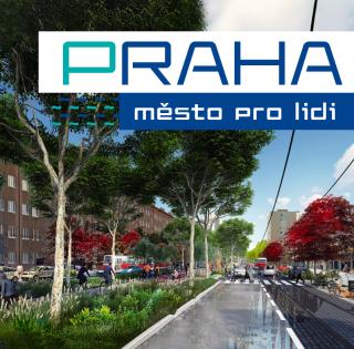 Praha - město pro lidi