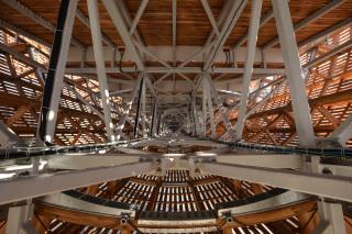 Pohled dovnitř (foto: René Volfík)