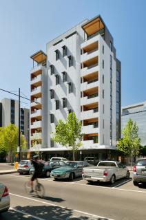 Obr. 04 Budova Forté v Melbourne