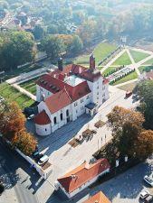 Rekonstrukce arcibiskupského zámku a zahrad na hotel, Dolní Břežany - Cena za nejlepší rekonstrukci památkového objektu v soutěži Stavba roku Středočeského kraje 2019